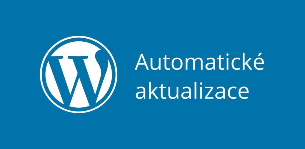 WordPress 5.5 automatické aktualizace